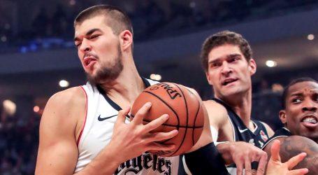 NBA: Skroman učinak Zubca u pobjedi LA Clippersa