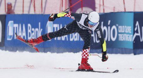 ALTA BADIA: Filip Zubčić izbjegao sudar i osvojio deseto mjesto