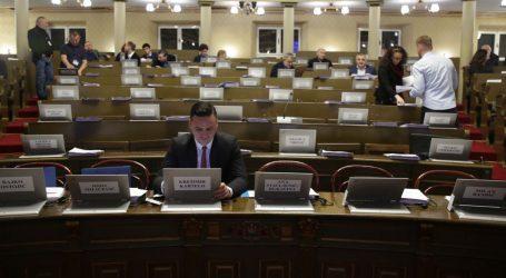 Gradska skupština: HDZ najavio da će podržati proračun