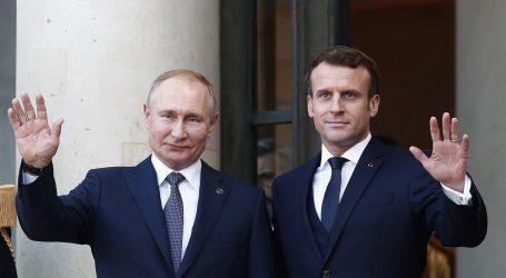 Susret Putin-Zelenskij u Parizu o miru u Ukrajini