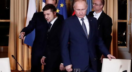 Rusija i Ukrajina dogovorile tranzit plina u Europu