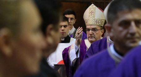 Bozanić privremeno smješten u Nadbiskupsko sjemenište na Kaptolu