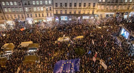 Česi prosvjeduju protiv premijera Babiša