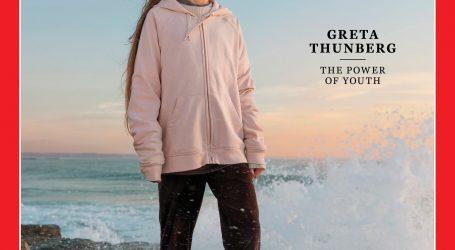 Greta Thunberg – osoba godine časopisa 'Time'