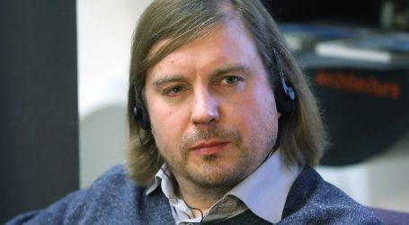 U Zagrebu gostovao istaknuti ruski književnik i novinar Sergej Lebedev