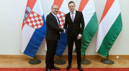 """Szijjarto: """"Hrvatska i Mađarska trebaju zajedno kupovati plin"""""""