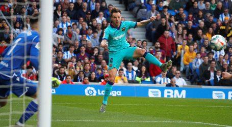 RAKITIĆ 'Zadovoljan sam bodom protiv Real Madrida'