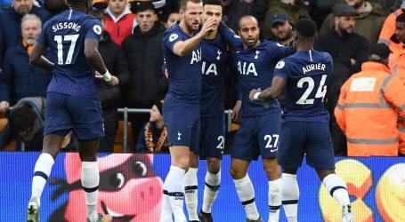 Tottenham prekinuo Wolverhamtponov niz bez poraza