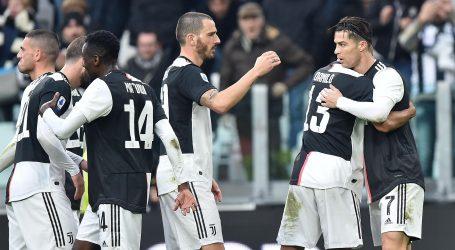 Pobjeda Juventusa, Milan remizirao protiv Sassuola, poraz Atalante