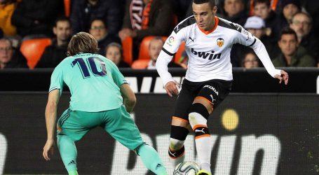 Valencia spriječila Realov povratak na vrh