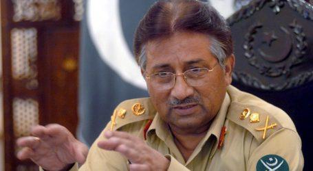 Pakistanski sud osudio bivšeg diktatora Mušarafa na smrt