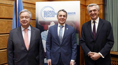 """Guterres: """"Globalni sustav azila je ugrožen"""""""