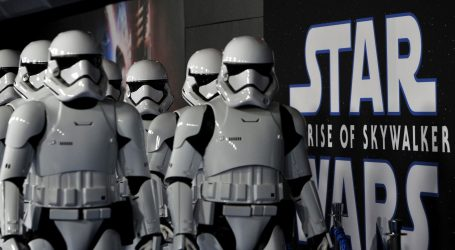 """Zadnji """"Ratovi zvijezda"""" premijerno prikazani u Los Angelesu"""