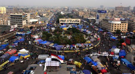 Tisuće Iračana na ulicama traže imenovanje neovisnog premijera