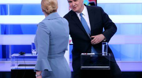 """MILANOVIĆ: """"Predsjednica je nepredvidiva, njeno ponašanje je eratično, čudno…"""""""