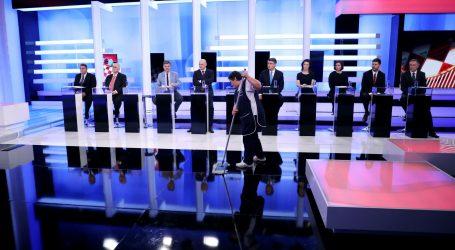 ANKETA: Grabar – Kitarović 28.3 %, Milanović 26,6 %, Škoro 20,7% …