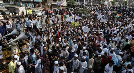Veliki prosvjedi u Indiji protiv novog zakona o državljanstvu