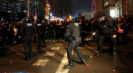 BARCELONA: 115 ozlijeđenih u sukobu prosvjednika i policije