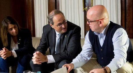 Predsjednik vlade Katalonije osuđen na zabranu obnašanja dužnosti