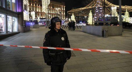 """Identificiran """"usamljeni"""" napadač na FSB u Moskvi"""