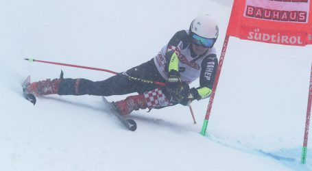 Skijanje: Zubčić pobijedio u veleslalomu u Japanu
