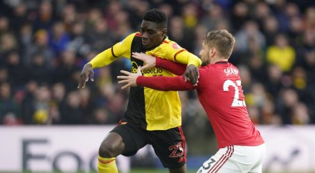 TEK DRUGA POBJEDA SEZONE: Watford 'srušio' Manchester United