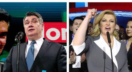 ANKETA: Milanović povećao prednost pred Grabar-Kitarović
