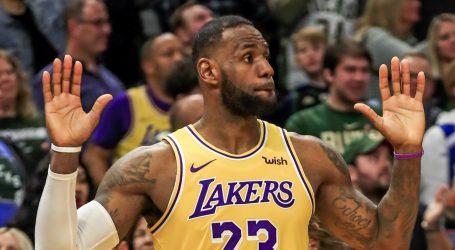 NBA upozorava momčadi na mogućnost igranja utakmica bez gledatelja