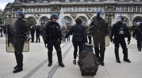 Štrajkovi u Francuskoj i na Božić