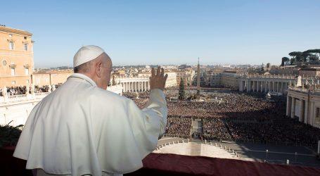 Papa Franjo pozvao na promjenu u ljudskim srcima