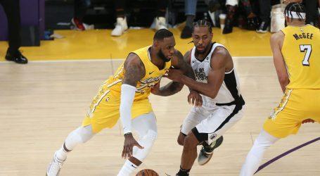 NBA: Clippersima gradski derbi, uz dobru partiju Ivice Zubca