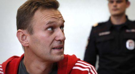 MOSKVA: Navaljni ponovno uhićen, pa oslobođen