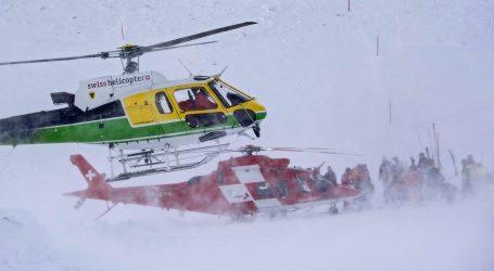 MVEP nema podataka ima li u lavinama u Švicarskoj stradalih hrvatskih državljana