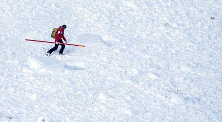 Šestero skijaša preživjelo lavinu u Švicarskoj