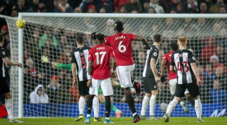 Manchester United svladao Newcastle United 4-1
