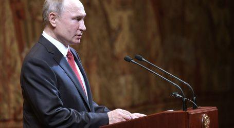 Putin zahvalio Trumpu na informacijama kojima su spriječeni teroristički napadi