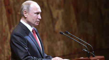 """PUTIN: """"Rusija mora biti jaka predsjednička republika"""""""