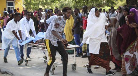 Više desetaka mrtvih u terorističkom napadu u Mogadišu