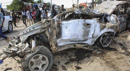 Najmanje 90 mrtvih u bombaškom napadu u Mogadišuu