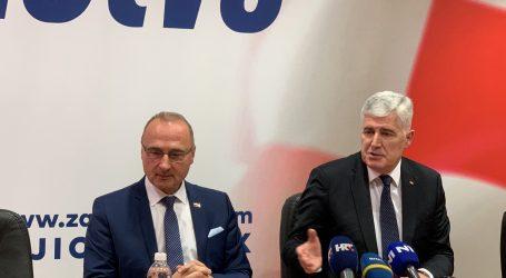 GRLIĆ-RADMAN 'Napredak BiH prema EU-u strateški je interes Hrvatske'