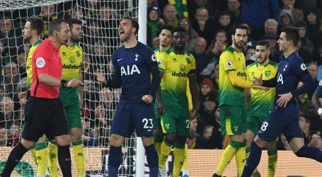 Kane spasio Tottenham od poraza protiv Norwicha