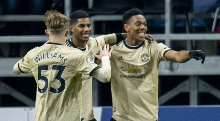Manchester Unitedu pobjeda protiv Burnleyja