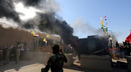 SAD ne planira evakuirati zgradu veleposlanstva u Bagdadu