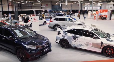 VIDEO: Pogledajmo bolje Civic Type R Art Car