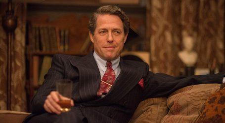 """Hugh Grant nije mogao zaustaviti suze na snimanju serije """"Slom"""""""