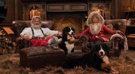 Ponovno ćemo gledati Kurta Russella i Goldie Hawn u božićnoj filmskoj priči