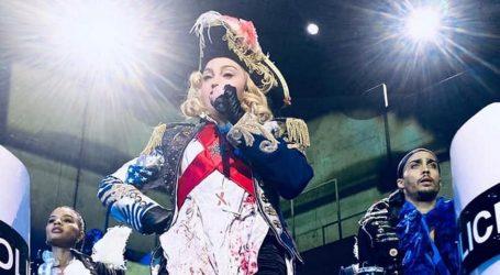 Madonna se oporavlja na Maldivima