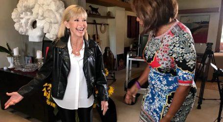 Olivia Newton-John ponovno dobila svoju jaknu