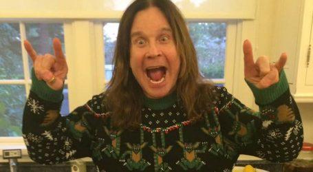 Sharon Osbourne neće provesti Božić uz supruga