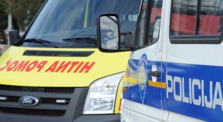 U sudaru auta i kombija na Istarskom ipsilonu poginula jedna osoba